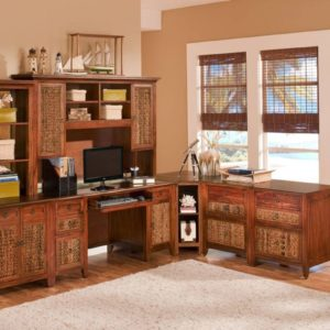 Fiji Home Office furniture coastal casual
