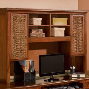Fiji Office hutch coastal casual