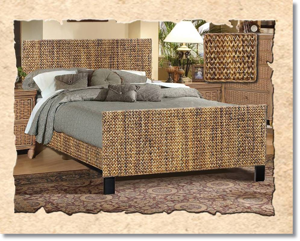 Island Breeze Casual Bed Furniture Collection