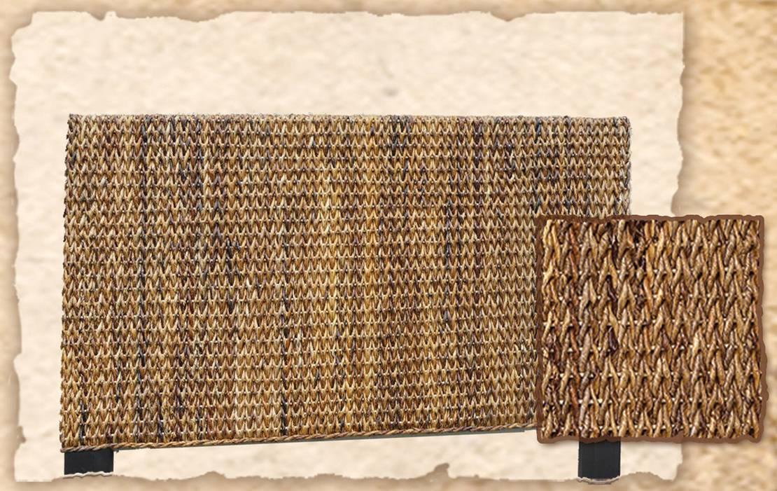 B53339 40 41 maui headboard sea winds trading co indoor casual furniture - Tete de lit rotin 160 ...