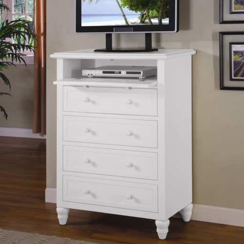 Oceanside chest white coastal casual
