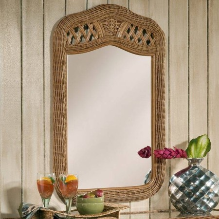B35738 rustwd mirror sea winds trading co indoor for Case in stile west indie