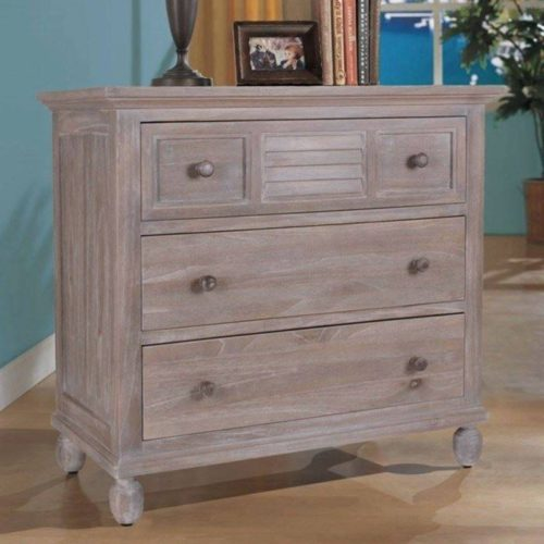 Tortuga chest distressed driftwood costal Casual