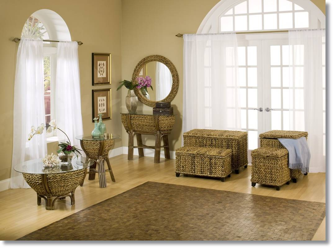 Maui Accent Pieces Furniture Collection
