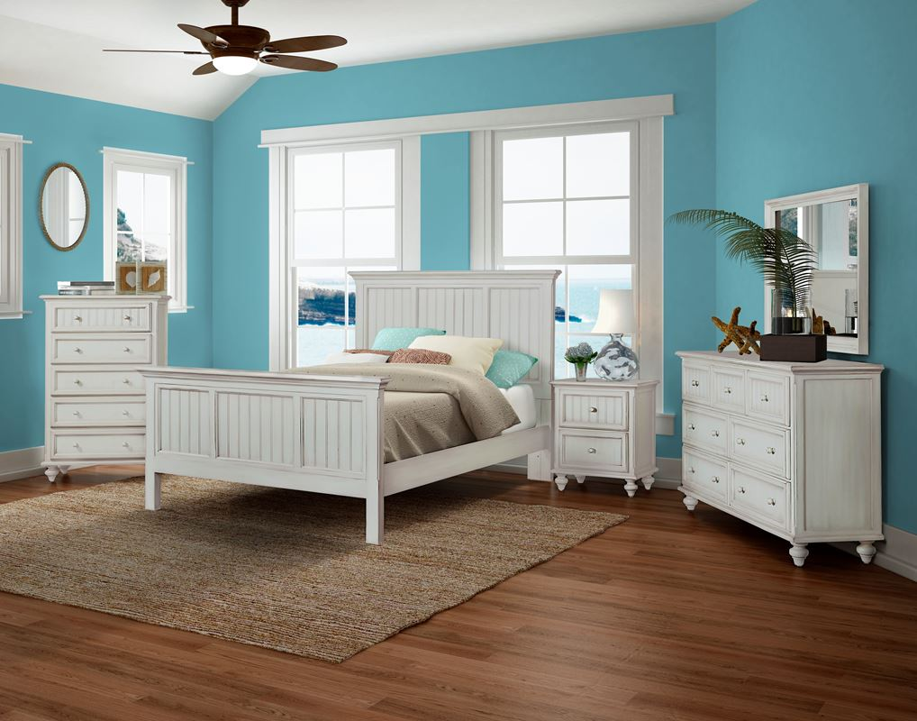 Monaco Casual Bedroom Collection Blanc Sea Winds Trading Co Your Best Source For Casual