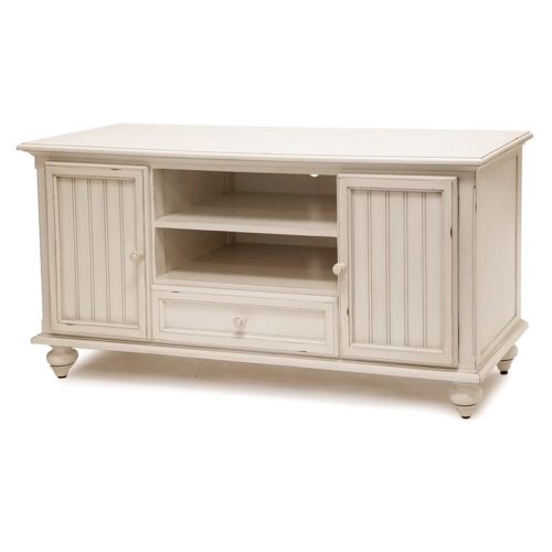 Monaco-distressed-white-coastal-entertainment-center