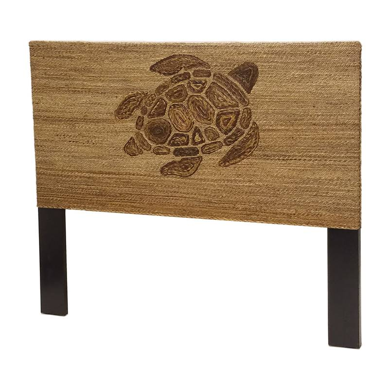 Turtle Seagrass Woven Headboard Furniture