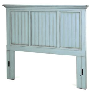 Monaco-Bleu-Coastal-casual-distressed-headboard-bed