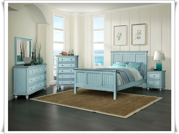 turquoise bedroom furniture. Bleu Finish Turquoise Bedroom Furniture