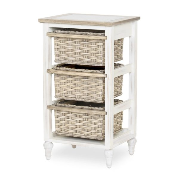 Island-Breeze-woven-3-basket-storage-weathered-white-finish