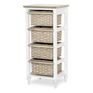 Island-Breeze-woven-basket-vertical-storage-weathered-white-finish