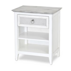 Captiva-casual-coastal-nightstand-with-grey-fabric