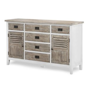 Catania-rustic-chic-two-tone-dresser-with-shutters