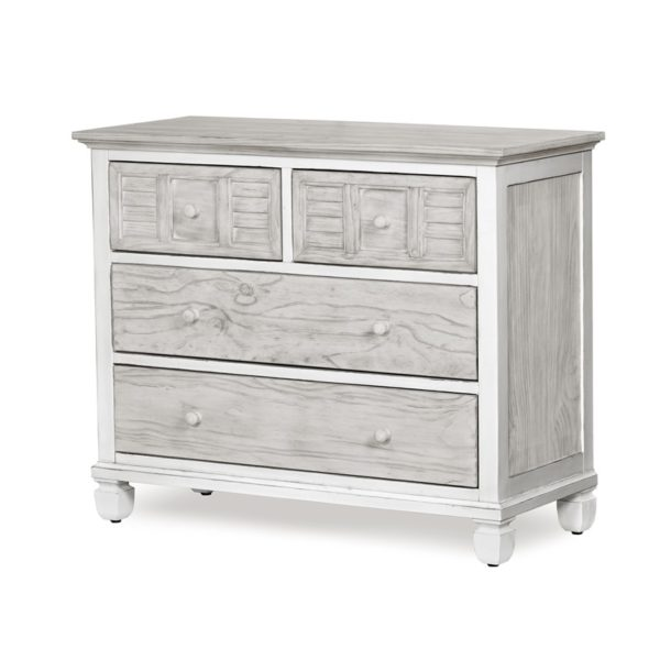 Islamorada-chest-single-dresser-grey-and-white-distressed-finish