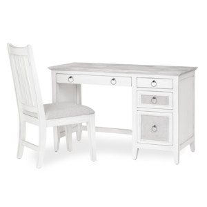 Captiva-Island-two-tone-distressed-grey-white-casual-desk-and-chair