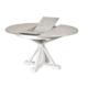 Islamorada Dining Table-is-Expandable-Round-Tropical-Coastal-Casual-Distressed