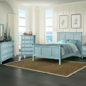 Monaco-Blue-Coastal-casual-distressed-bedroom-furniture-with-grey-shadow