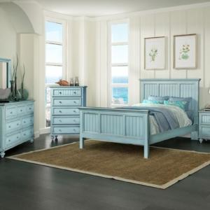 Monaco-Blue-Coastal-casual-distressed-bedroom-furniture-with-grey-shadow