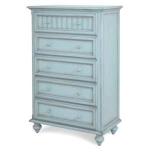Monaco-Bleu-Coastal-casual-distressed-with-grey-shades-5-drawer-chest