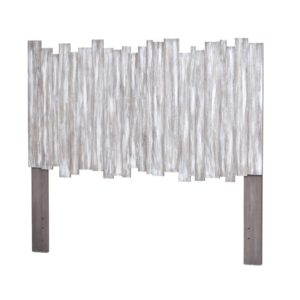 Picket-Fence-coastal-casual-headboard-in-distressed-grey-finish