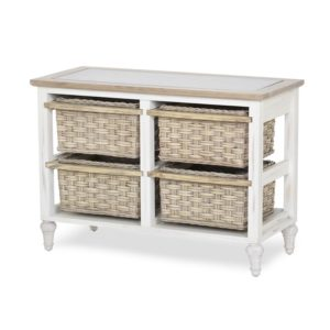 Island-Breeze-woven-basket-horizontal-storage-weathered-white-finish
