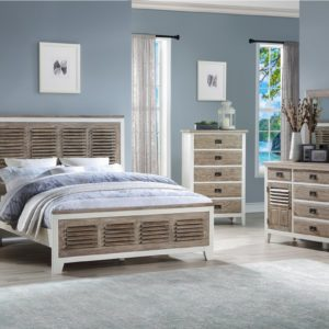 Catania-rustic-bedroom-set-in-two-tone-finish-white-and-brown-with-shutters-by-sea-winds-trading