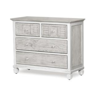 Islamorada-chest-single-dresser-grey-and-white-distressed-finish