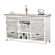 Islamoarada Sideboard with Wine Rack-is-Tropical-Coastal-Casual-and-Distressed