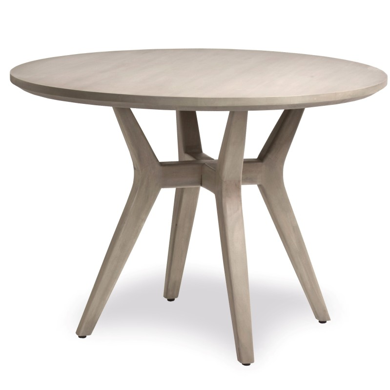 Bethany Dining Table 42 Round Sea, Round Table 42