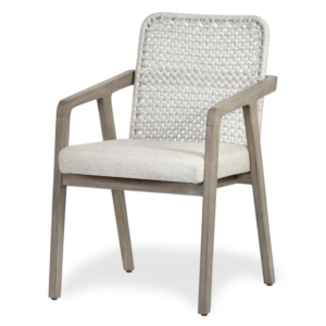 Haley-casual-arm-wood-chair-rope-weave-and-upholstered-seat