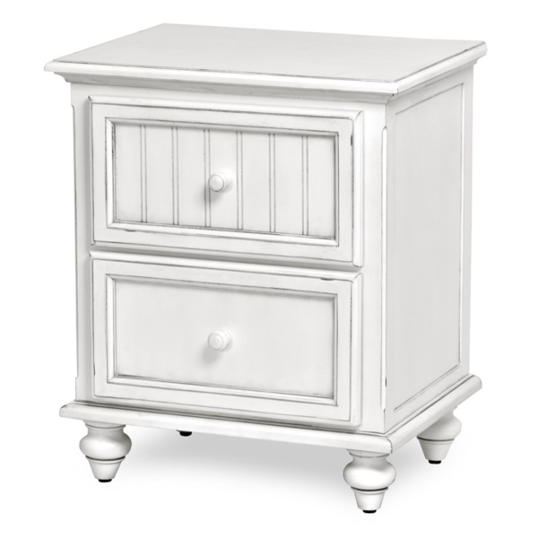 Monaco-distressed-white-casual-nightstand-for-a-coastal-white-bedroom