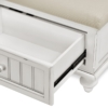 Monaco-distressed-white-casual-storage-bed-bench-with-drawers-detail