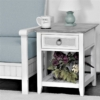 Captiva-Island-coastal-distressed-end-table-with-gray-fabric-rope-pulls-two-tone