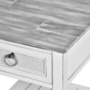 Captiva-Island-coastal-distressed-end-table-with-gray-fabric-rope-pulls-two-tone-top