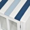 Nantucket-Coastal-Nautical-decor-cabinet-distressed-finish-navy-blue-white-and-glass-door