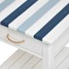 Nantucket-Coastal-Nautical-living-room-end-table-navy-blue-white-distressed