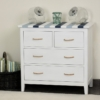 Nantucket-casual-Nautical-bedroom-chest-and-occasional-cabinet-navy-blue-white-with-rope-bulls-and-drawers