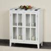 Nantucket-casual-Nautical-decor-cabinet-navy-blue-white-and-glass-door
