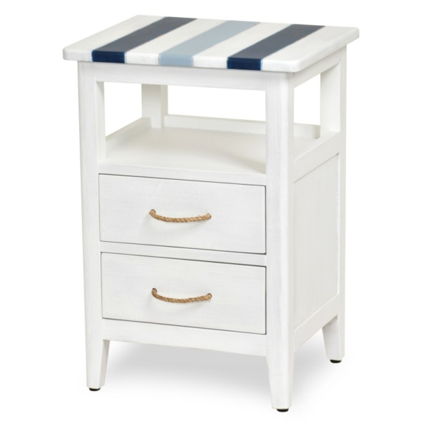 Nantucket-coastal-Nautical-bedroom-nightstand-and-cabinet-navy-blue-white