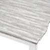 Picket-Fence-casual-wood-top-dining-table-dapple -gray-white-finish
